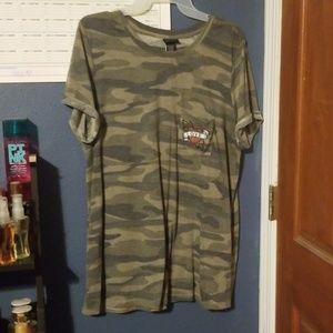 Tshirt from torrid